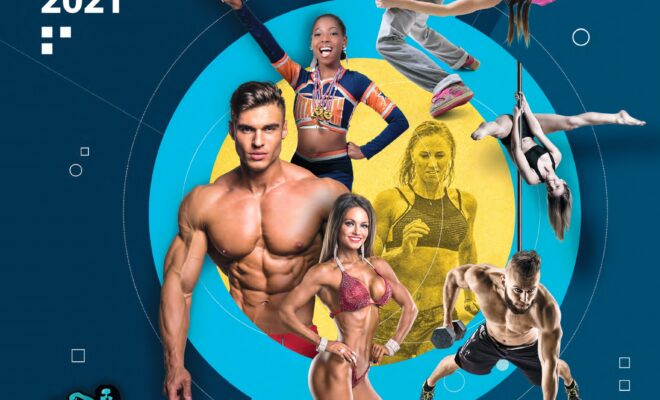 IFBB FITNESS SPORTS GAMES 2021 locandina