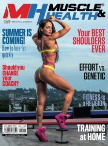 cover maggio giugno 2021 muscle & health