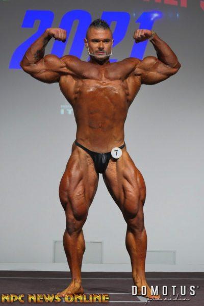 simone bassanelli vince npc worldwide italian championships 2021