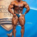 Mateusz Zagorowski vince il mister europe 2021 ifbb elite pro nel bodybuilding