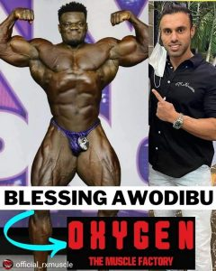 blessing awodibu si unisce alla camel crew luglio 2021