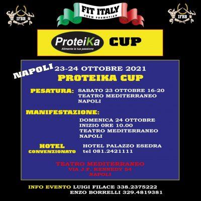 gara ifbb PROTEIKA CUP 2021