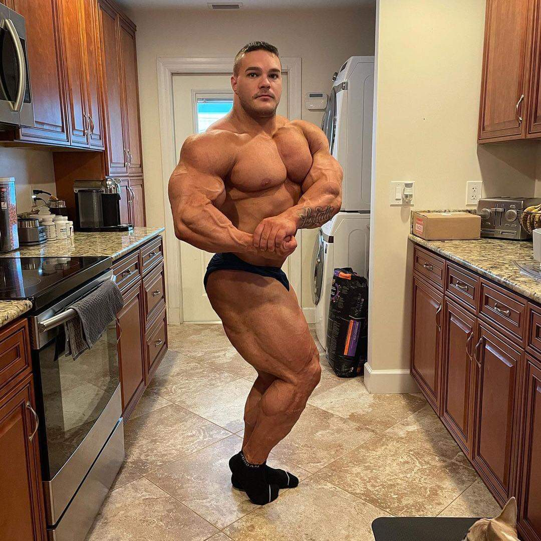 side chest per nick walker pro ifbb road to 2021 mister olympia giugno