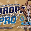 2021 europa pro championships locandina