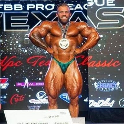 2021 texas pro ifbb ian valliere vince la categoria men's open bodybuilding