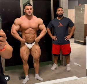 Vlad Suhoruchko 1 day out from europa pro championships 2021