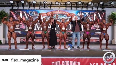 finale tampa 2021 pro ifbb