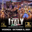 2021 WABBA ITALY CLASSIC