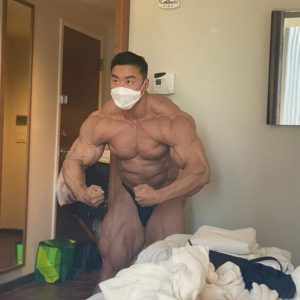 LEE SEUNG CHUL 1 day out dall'Arnold Classic Ohio 2021