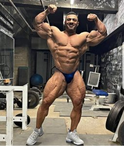 justin rodriguez 1 day from arnold classic ohio 2021