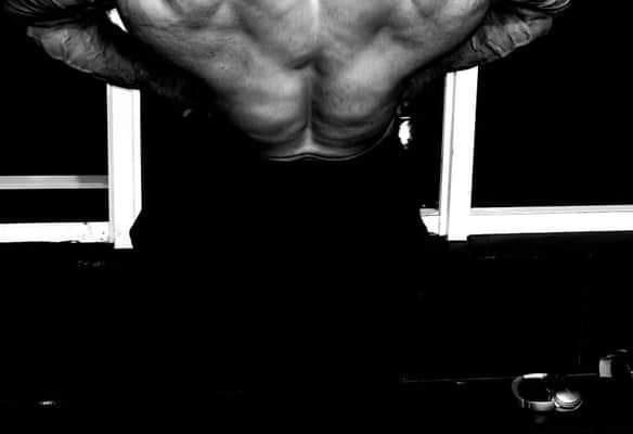 la schiena di big rami a 8 settimane dal mister olympia 2021