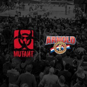 mutant sponsorizza l'arnold classic ohio 2021