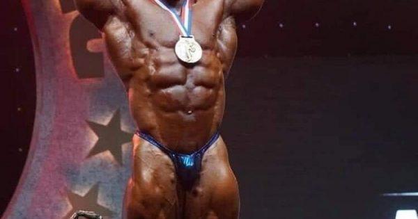 nick walker vince 2021 Arnold Classic Ohio nella categoria men's open bodybuilding