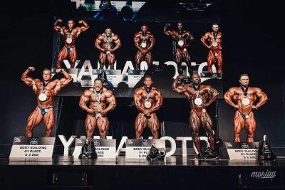 LA PREMIAZIONE DELLA YAMAMOTO NUTRITION CUP 2021