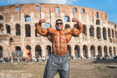 nathan de asha 1 day out from 2021 yamamoto cup